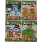 Holiday fun books 25 for $8